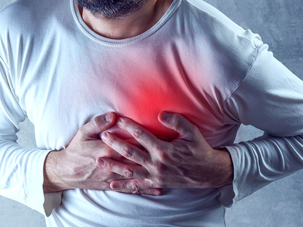 Heart Attack Sign And Also An Effective Medicine For Cure It