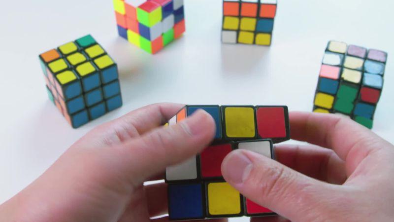 Online Rubiks