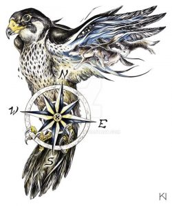 Things about Falcon Tattoo Designs That You Should Know